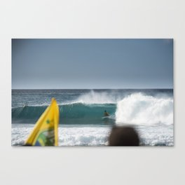 Gabriel Medina wins the ASP World Championship Canvas Print