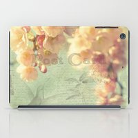 postcard iPad Cases featuring Postcard by AlejandraClick