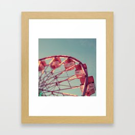Number 15 Framed Art Print