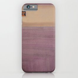 constructo visual 11 iPhone Case