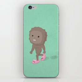 Accidental Legends: Bigfoot iPhone Skin