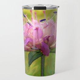 Field flower Travel Mug
