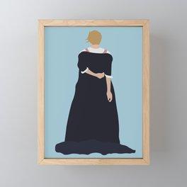 Portrait of a Lady on Fire movie Framed Mini Art Print