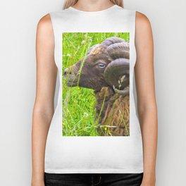sheep Biker Tank