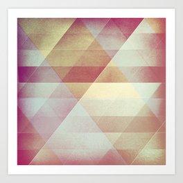 SH∆PES Art Print