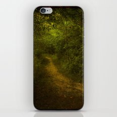 If You go Down to the Woods Today... iPhone & iPod Skin