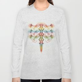 Ascension White Long Sleeve T-shirt