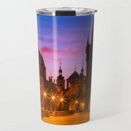 PRAGUE 10 Travel Mug
