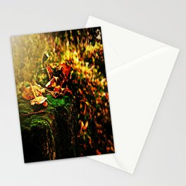 Richness of Autumn.  Stationery Cards