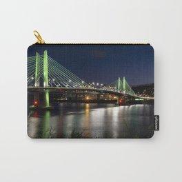 Tilikum Crossing Bridge Carry-All Pouch