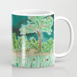 poppy-coquelicot Coffee Mug