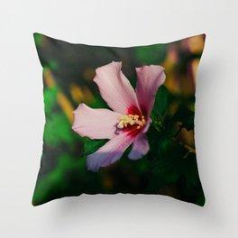 Charleston Blooms VI Throw Pillow