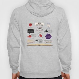 Once Upon a Time Quotes Hoody