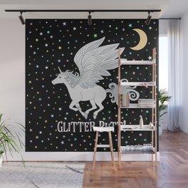 Glitter Butt! Wall Mural