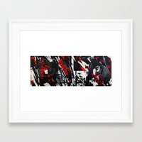 equality Framed Art Prints featuring Equality by Taylor Callery Illustration