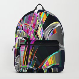 Crystal Object Backpack