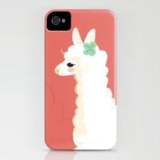 Alpaca Slim Case iPhone (4, 4s)