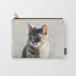 The Tiger Of The Asphalt Jungle Carry-All Pouch
