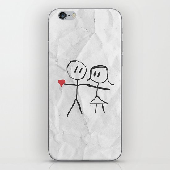 Marry me  iPhone & iPod Skin