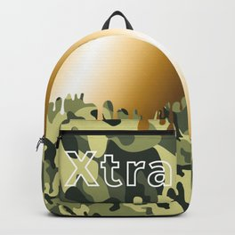 Camo Molten Gold Backpack