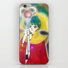 Time Lady Setsuna iPhone & iPod Skin