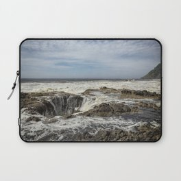 Thor's Well, No. 2 Laptop Sleeve