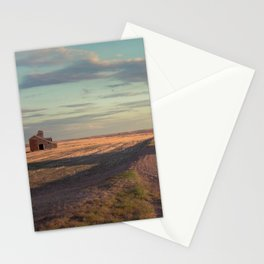 Grain Elevator 23 Stationery Cards