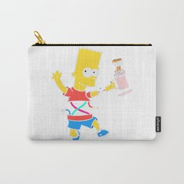Mr.Flanders' hot chocolate Carry-All Pouch