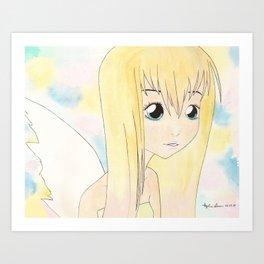 Charley Art Print