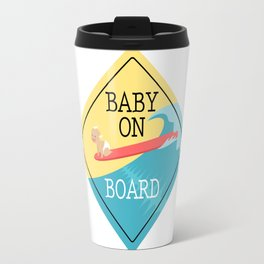 Baby On Board Travel Mug