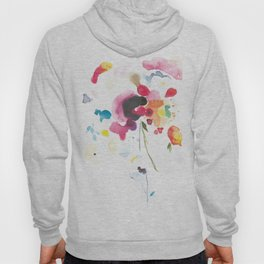 Abstract Bouquet Hoody