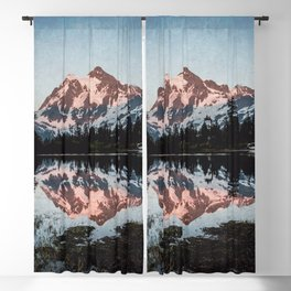 End of Days - Nature Photography Blackout Curtain