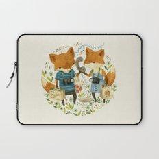 Fox Friends Laptop Sleeve