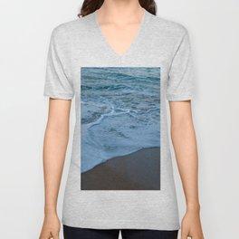 Ocean Study II Unisex V-Neck