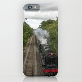 Royal Scot at Willand  iPhone Case