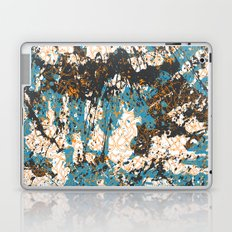 Bold abstract print for spring summer fashion Laptop & iPad Skin