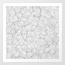 Diamonds Are Forever III Art Print