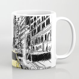Excape Coffee Mug