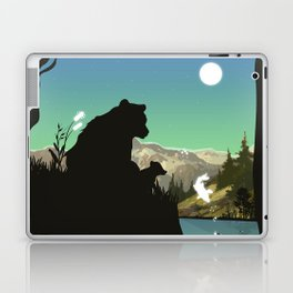 Out For Adventure Laptop & iPad Skin