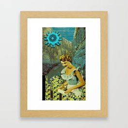 Canning the Canyon Framed Art Print