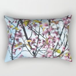 Eternal Spring Rectangular Pillow
