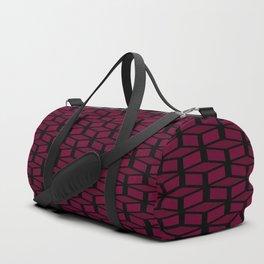 Blocked Duffle Bag