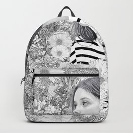 Lovely whisper Backpack