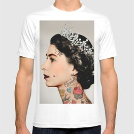 Rebel Queen T-shirt