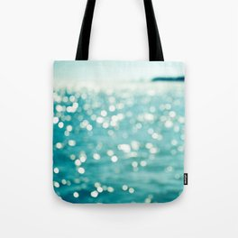 Sea Sparkle Tote Bag