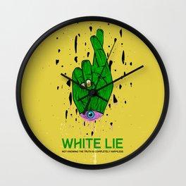 Whitelie Wall Clock