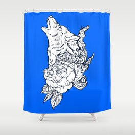 Wolfous Shower Curtain