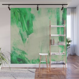 Mint Flavored Wall Mural