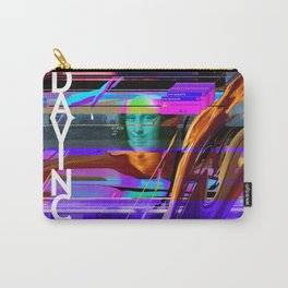 Mona Lisa Overdrive Carry-All Pouch