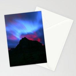 Sunrise at Logan Pass, Glacier National Park, Stationery Cards